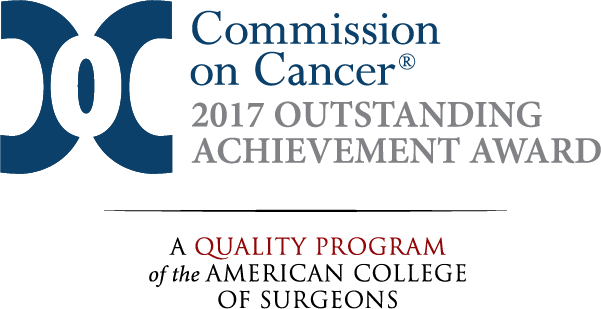 Comminsion on Cancer logo